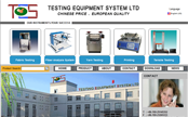 TESTING EQUIPMENT SYSTEM LTD